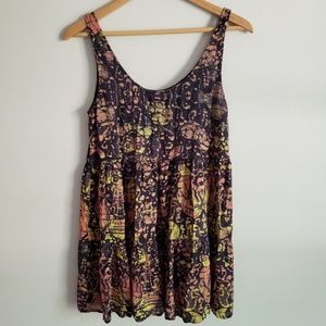 Bleached Babydoll Tank
